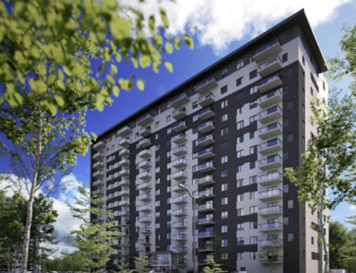 SKYBLÜ CONDOS URBAINS : nouveau développement de 150 M$ pour la Cité Mirabel