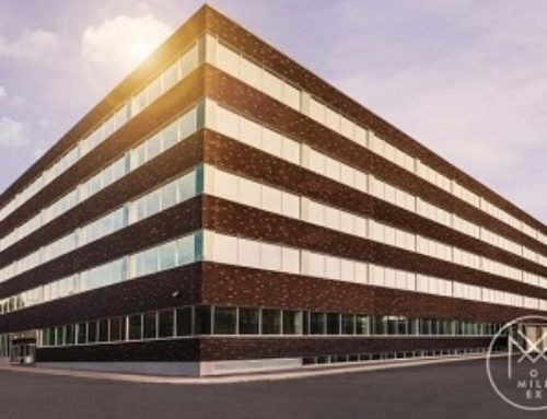 Une ancienne usine de la rue Saint-Urbain transformée par TGTA abritera le nouveau centre d'excellence de l'économie du savoir à Montréal