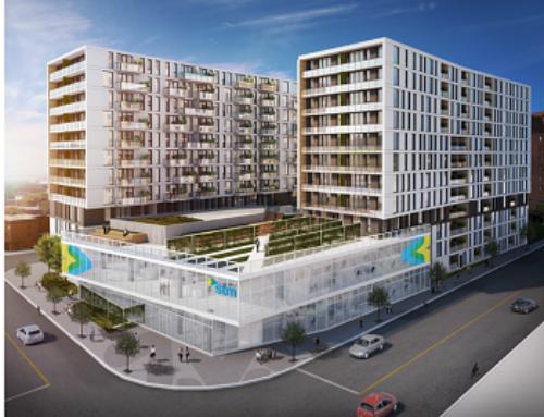 Le Complexe immobilier Frontenac, un projet conjoint de la STM et la SHDM, est approuvé par la Ville de Montréal