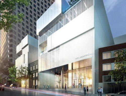 HEC Montréal obtient le feu vert pour la construction de son nouvel édifice au centre-ville d'affaires