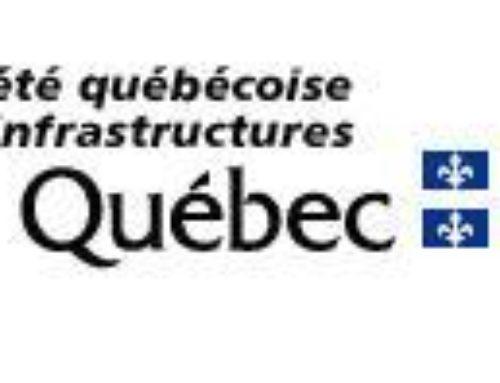 Offre d'emploi : Société Québécoise des infrastructures du Québec