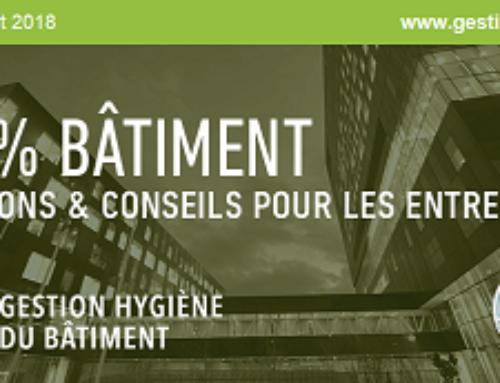 Formations uniques en gestion de l'hygiène