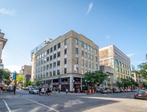 BTB annonce l'acquisition d'un immeuble au centre-ville de Montréal