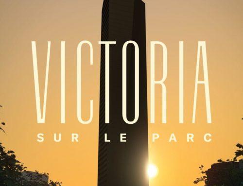 Le projet immobilier Victoria sur le parc commence à se dévoiler