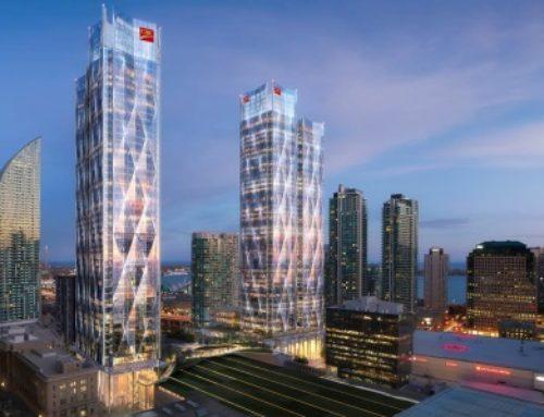 Ivanhoé Cambridge et Hines accueillent Microsoft Canada à CIBC SQUARE à Toronto