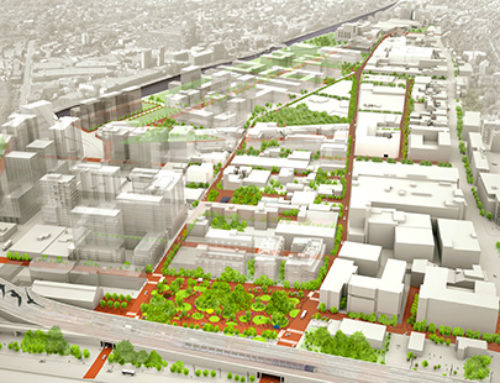 Secteur ouest de Griffintown – Une approche novatrice d'urbanisme collaboratif