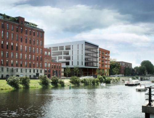 Groupe Mach lance les travaux de construction des nouveaux bureaux d'Airbnb à Montréal