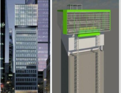 Upbrella Construction participe à la transformation majeure de l'Hôtel Le Germain Montréal