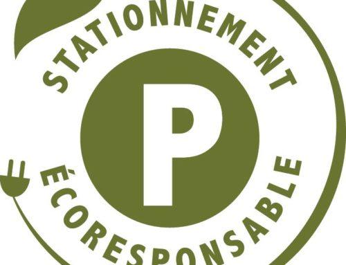 Assistance offerte pour vos projets de Stationnements écoresponsables