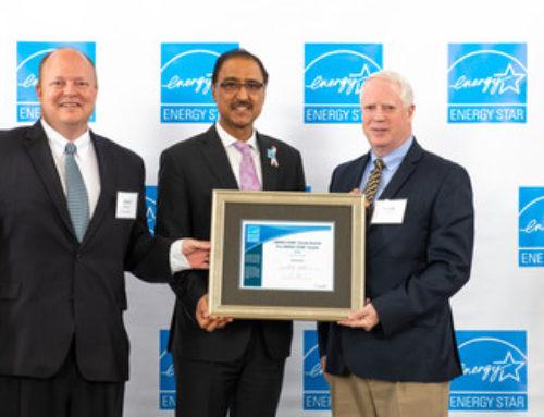 Le gouvernement du Canada décerne le prix ENERGY STAR® Fabricant de l'année – Équipements de chauffage et de climatisation à Venmar Ventilation ULC