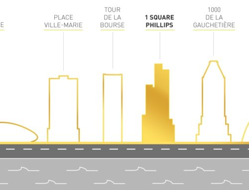 La plus haute tour résidentielle de Montréal sera construite près du Square Phillips