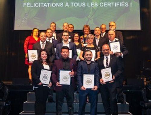 Trois immeubles de Groupe Petra renouvellent leur certification BOMA BEST®