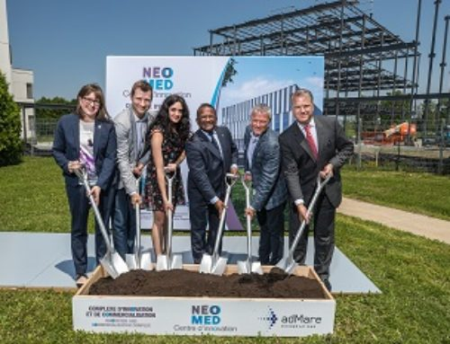 Un hub d'innovation en sciences de la vie et technologies de la santé prend forme à Montréal