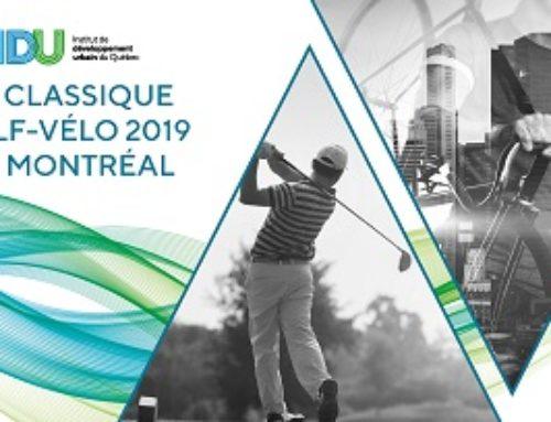 Ne manquez pas la Classique Golf-Vélo 2019 de Montréal !