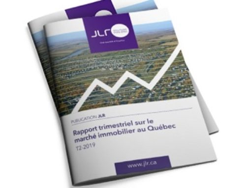 Rapport trimestriel sur le marché immobilier du Québec – Deuxième trimestre de 2019