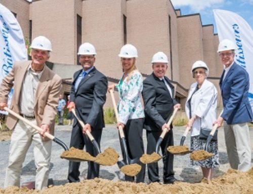 Le chantier de la Résidence des Bâtisseurs Sainte-Adèle est officiellement lancé