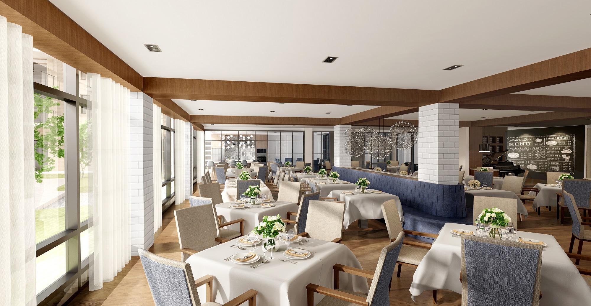 Chartwell – Salle à manger