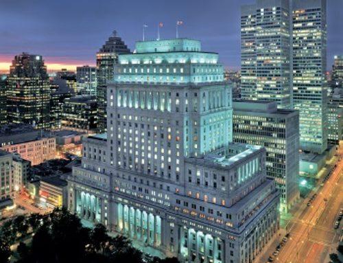 L'Édifice Sun Life obtient la certification LEED® Platine du Conseil du bâtiment durable du Canada