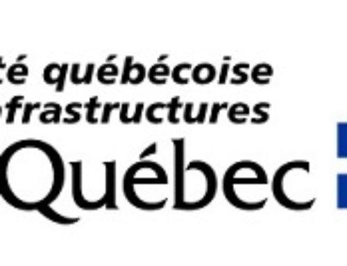 Offre d'emploi chez La Société québécoise des infrastructures