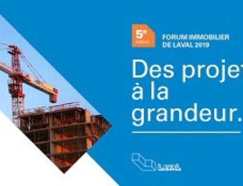 Participez à la 5e édition du Forum immobilier de Laval
