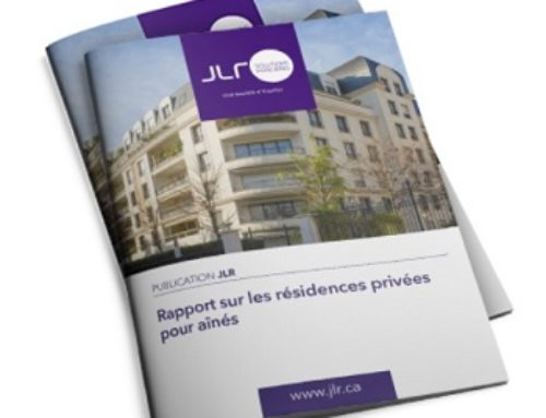 Rapport sur les résidences privées pour aînés
