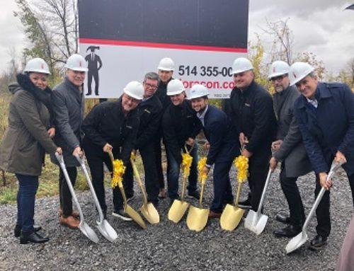 Un projet de plus de 200 000 pi2 pour Loracon Construction