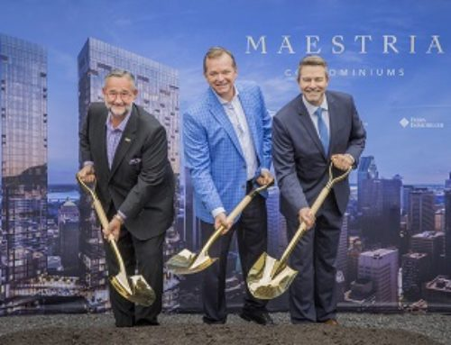 MAESTRIA : Début des travaux du plus important projet résidentiel jamais construit à Montréal