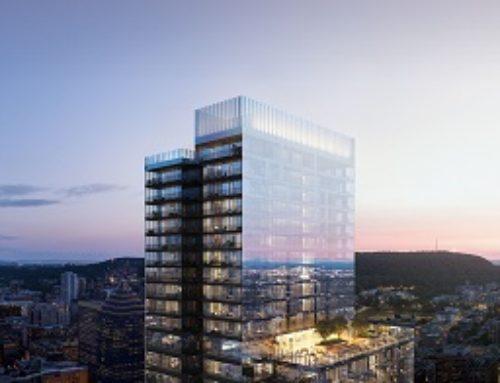 Le 1 Square Phillips – La construction de la plus haute tour résidentielle à Montréal s'amorce