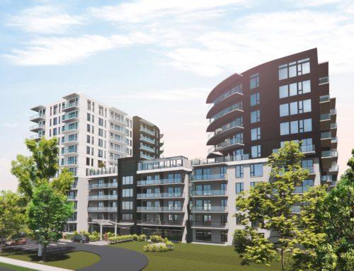 Le Groupe Huot investit 70 M$ dans un tout nouveau projet de condos locatifs à Saint-Augustin-de-Desmaures