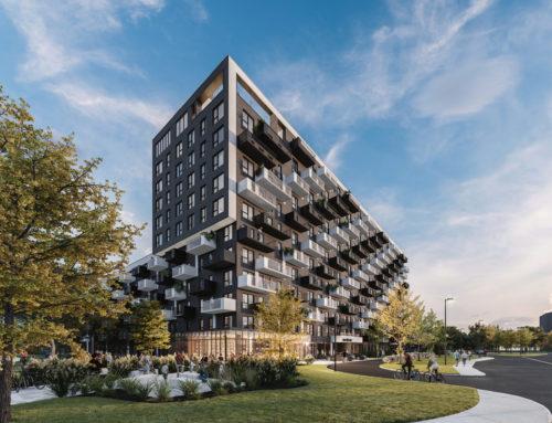 Un nouveau projet d'habitations locatives axé sur le bien-être et la collectivité : Mellem