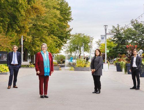 La Société de développement Angus s'engage dans la revitalisation de la rue Notre-Dame à Pointe-aux-Trembles