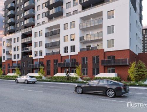 Urbania haus : 240 unités de logement locatif voient le jour au nouveau centre-ville de Laval, un investissement de 72 M$
