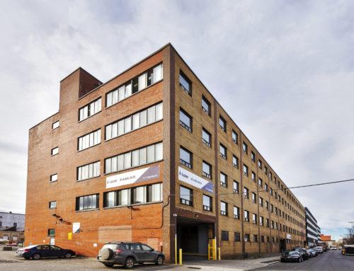 Canderel fait l'acquisition d'un immeuble à bureaux de 157 000 pieds carrés dans le quartier Mile-Ex