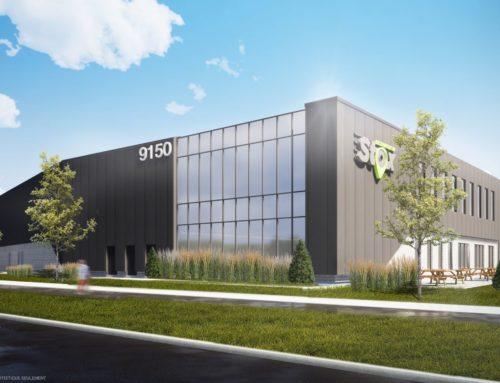 Projet majeur pour Groupe Dallaire à l'Espace d'innovation Chauveau
