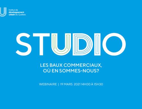 STUDIO IDU -Webinaire Baux commerciaux, où en sommes-nous ?