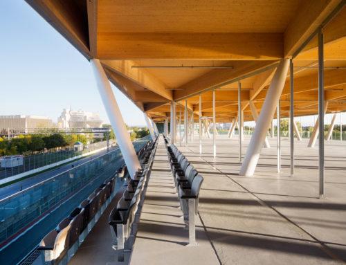 F1 Grand Prix du Canada – Nouveau Paddock – Les architectes FABG