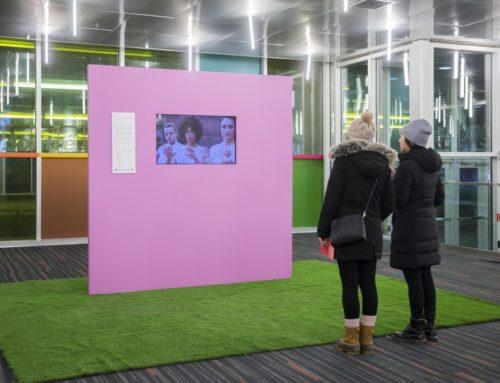 L'immobilier commercial appuie la relance du centre-ville par l'art