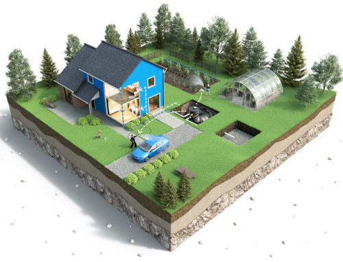 Premier Tech Eau et Environnement lance une nouvelle gamme innovante de récupérateurs d'eau de pluie Rewatec