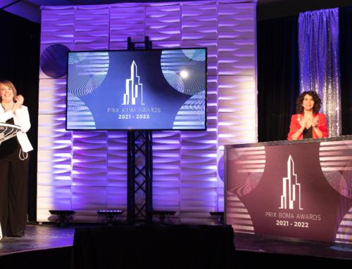 BOMA Québec dévoile les lauréats de la 17e édition du concours des Prix BOMA dans le cadre du Grand gala BOMA Québec
