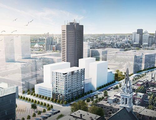 L'arrondissement de Ville-Marie confirme une entente historique de développement de logements sociaux et abordables au Quartier des lumières