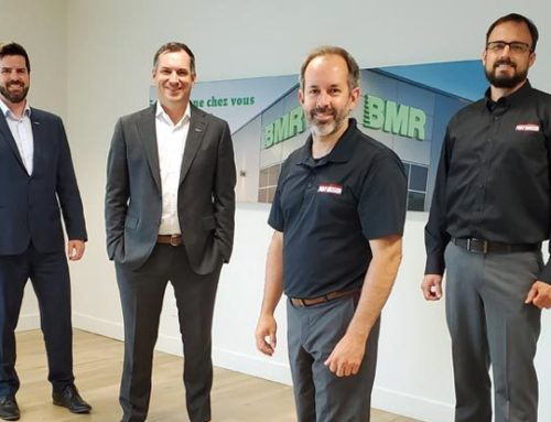 Sept points de vente rejoignent BMR au Québec et en Ontario – Matériaux Pont-Masson s'allie à Groupe BMR