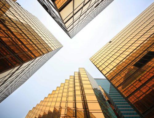La vigueur de l'immobilier commercial est de bon augure pour l'économie