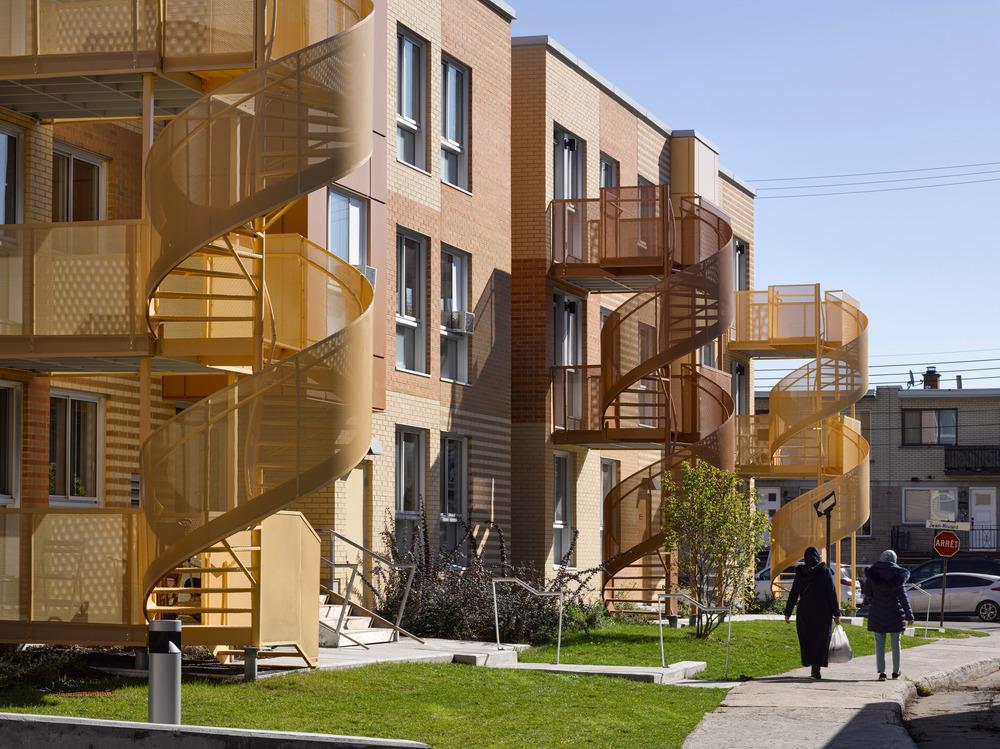 Habitations St.Michel