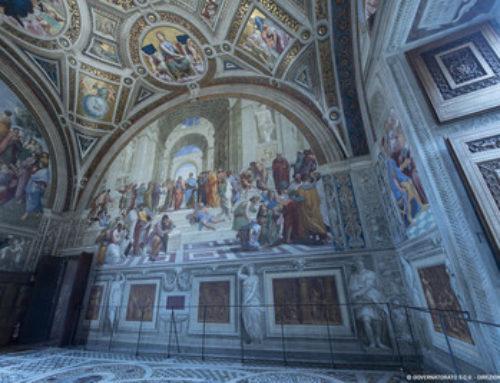 Une solution Carrier contribue à la préservation d'oeuvres d'art aux Musées du Vatican