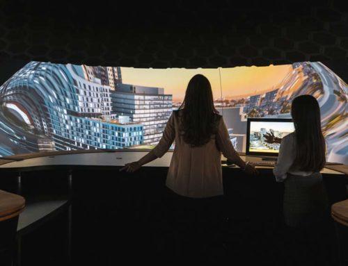 Première mondiale chez MONTONI : La technologie d'Imagine 4D adaptée au secteur immobilier